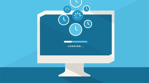 Increasing your site's speed will get your customer's delight