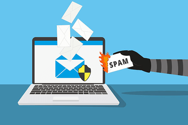 Keep spam filters in mind when writting your newsletters