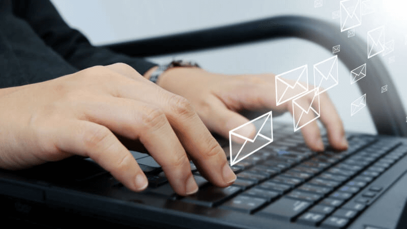 You will boost your business with your email account