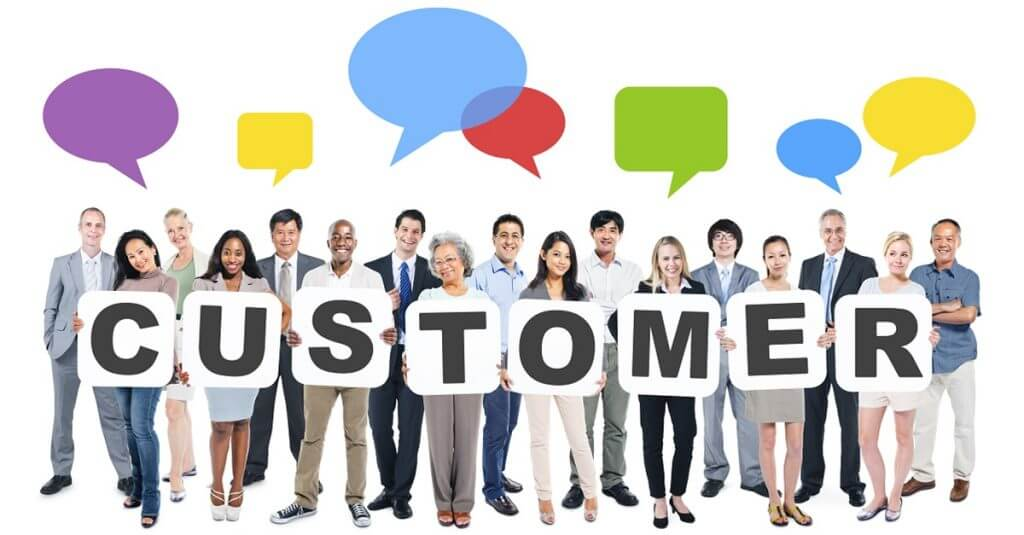 Customers are the most important thing for your business