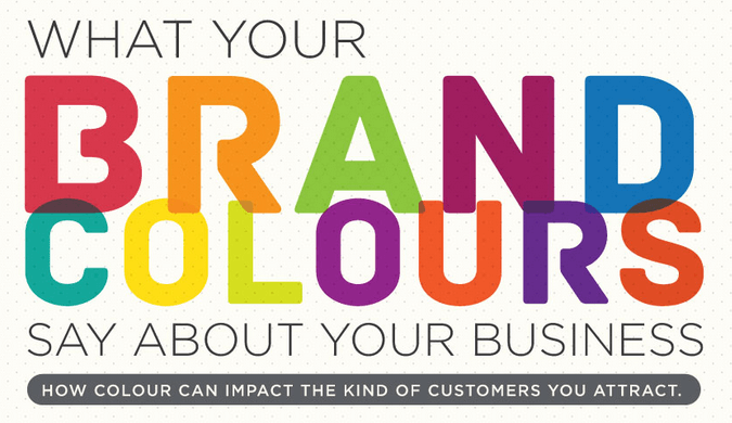 what do your brand colours say about your business hostpapa blog